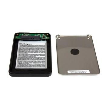 STARTECH Box Esterno HDD per disco rigido SATA III 2.5