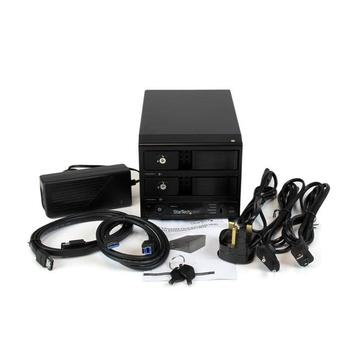 STARTECH Box Esterno HDD SATA III 3.5