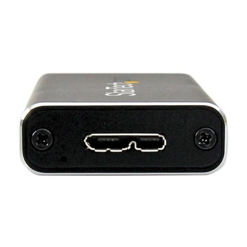 STARTECH Box Esterno mSATA in alluminio USB 3.1 (10Gbps)