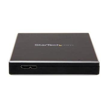STARTECH Box externo USB 3.1 Gen 2 ad 1 alloggiamento da 2,5
