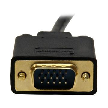 STARTECH Cavo adattatore DisplayPort VGA 1920x1200 Nero