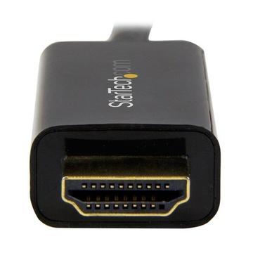 STARTECH Cavo Adattatore HDMI a Mini DisplayPort da 5m - 4k 30hz