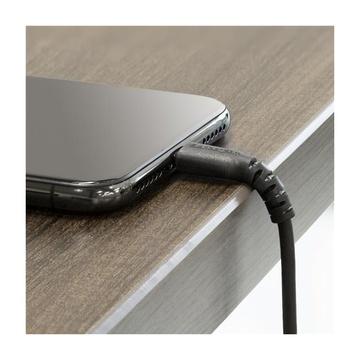 STARTECH Cavo USB a Lightning da 1m Conforme Apple MFi Nero