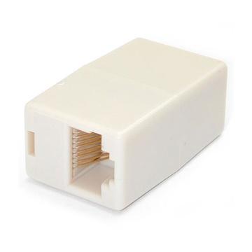 STARTECH Accoppiatore Modulare in serie per cavo patch LAN RJ45 CAT5e femmina / femmina - Beige