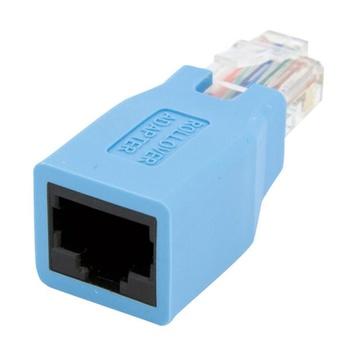 STARTECH Adattatore cavo console Cisco per cavo Ethernet RJ45 M/F