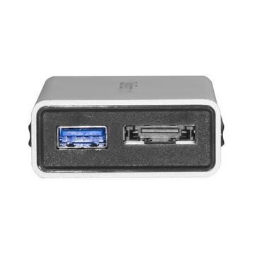 STARTECH Adattatore Thunderbolt 3 a eSATA + porta USB 3.1 (10Gbps) - Mac / Windows