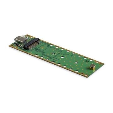 STARTECH Box USB 3.1 Gen 2 Tipo-C per PCIe SSD - M.2 NVMe per Disco Rigido Esterno