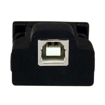 STARTECH Cavo Adattatore 1 porta USB a Seriale RS232 / DB9 con cavo rimovibile USB A-B da 1,8m