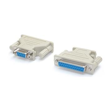 STARTECH Cavo adattatore seriale da DB9 a DB25 - F/F