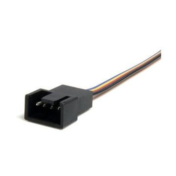 STARTECH Cavo di estensione per alimentatore ventola 4 pin 12'' - M/F