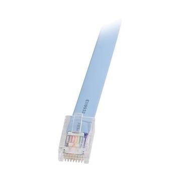 STARTECH Cavo gestione console router Cisco RJ45 a DB9 da 1,8m Maschio/Femmina