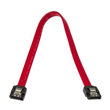 STARTECH Cavo latching SATA 30 cm