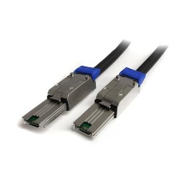 STARTECH Cavo Mini SAS esterno 1 m - Serial Attached SCSI SFF-8088 a SFF-8088