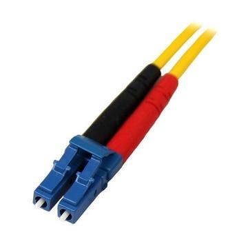 STARTECH Cavo patch duplex in fibra modalità singola LC-LC 10 m