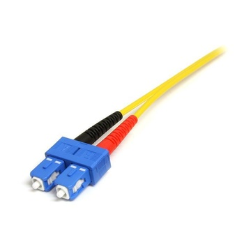 STARTECH Cavo patch duplex in fibra modalità singola LC-SC 7 m