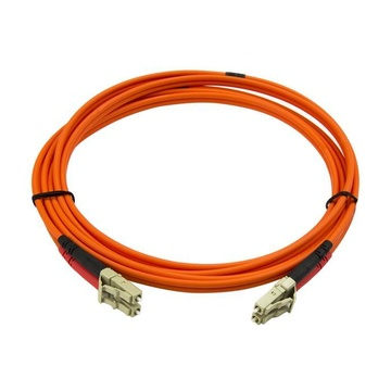 STARTECH Cavo patch duplex in fibra multimodale 50/125 2 m LC - LC