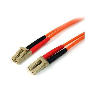 STARTECH Cavo patch duplex in fibra multimodale 50/125 5 m LC - LC