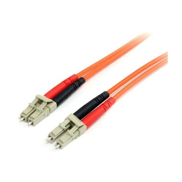 STARTECH Cavo patch duplex in fibra multimodale 62,5/125 2 m LC - LC