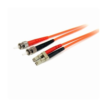 STARTECH Cavo patch duplex in fibra multimodale 62,5/125 3 m LC - ST