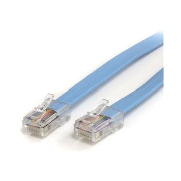 STARTECH Cavo rollover/console Cisco 1,8 m - Ethernet RJ45 M/M