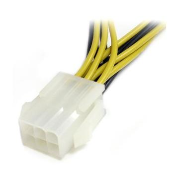 STARTECH Cavo splitter alimentazione PCI Express 15 cm