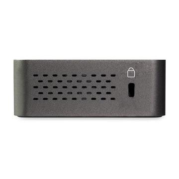 STARTECH Dock Thunderbolt 3 con Compatabilità USB-C per Portatili