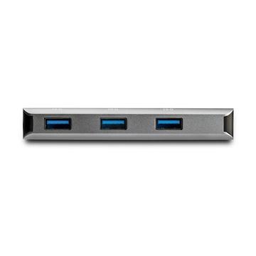 STARTECH Hub USB-C a 3 porte con lettore per schede SD - 10 Gbps - 3 USB-A