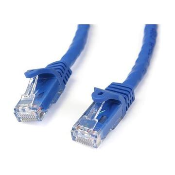 STARTECH N6PATC5MBL cavo di rete 5 m Cat6 U/UTP (UTP) Blu