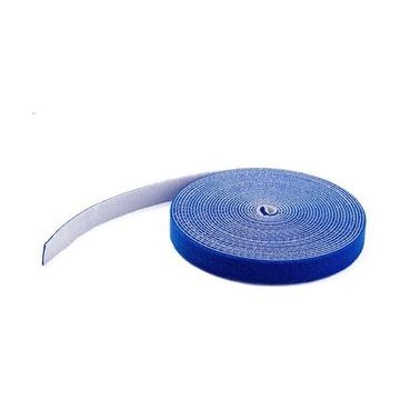 STARTECH Rotolo di nastro con chiusura a strappo da 15,2 m - Blu