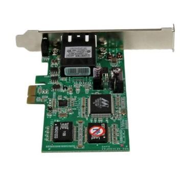 STARTECH Ethernet PCI express fibra multimodale SC - Adattatore NIC Gigabit Ethernet - 550m