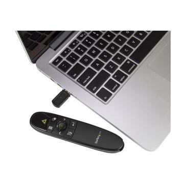 STARTECH Telecomando Presentazione per PC Portatile con Puntatore Laser - 27 m