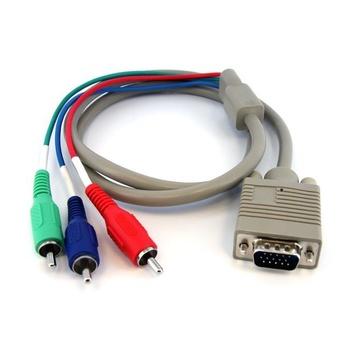 STARTECH Convertitore video HDMI a VGA con audio Nero