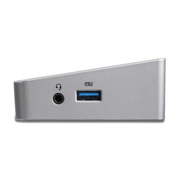 STARTECH Dock per triplo Monitor 4K USB-C con 5x porte USB 3.0 - PD 100W
