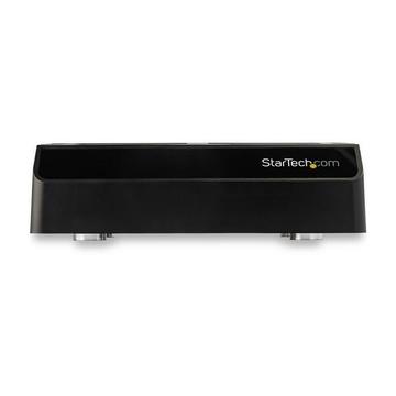 STARTECH Docking Station per 4 HDD/SSD SATA da 2,5/3,5