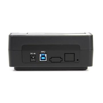 Docking station per disco rigido SATA USB 3.0 a SATA per HDD 2,5/3,5inch