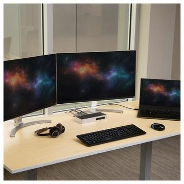 STARTECH Docking Station per doppio Monitor USB 3.0 - HDMI e DVI / VGA