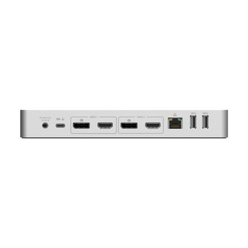 STARTECH Docking Station Universale per Portatile Dual 4K - USB-C / USB 3.0 - 60W PD