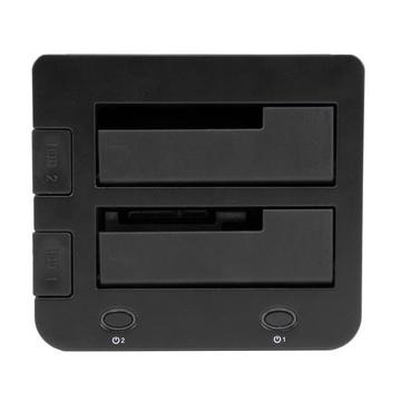 STARTECH Docking Station Universale USB 3.0 per Hard Disk 2.5/3.5in IDE/SATA III con UASP