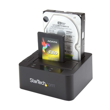 STARTECH Docking Station USB 3.0 SATA / eSATA SSD da 2,5