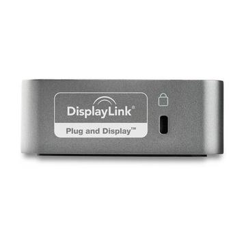 STARTECH Docking station USB-C per due monitor HDMI con tecnologia Power Delivery a 60 W.
