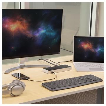 STARTECH Docking Station USB-C Windows MST 4K HDMI a DVI