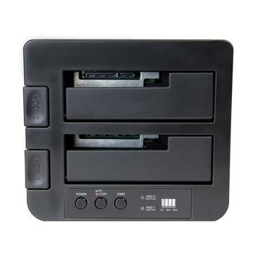 STARTECH Duplicatore USB 3.1SATA SSD/HDD 28GB/min