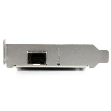 STARTECH Ethernet PCI Express a Fibra Ottica SFP+ Adattatore PCIe x4 10Gb SFP