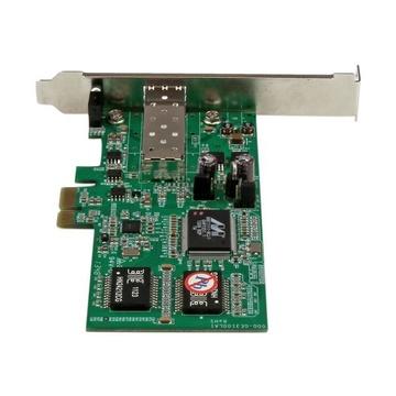 STARTECH Ethernet PCI express a Fibra Ottica SFP