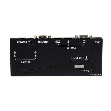 STARTECH Extender Console KVM VGA USB UTP Cat5 A Lungo Raggio