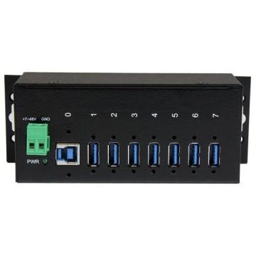 STARTECH HUB Industriale USB 3.0 a 7 porte