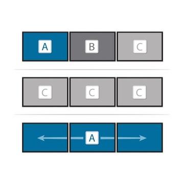 STARTECH Hub MST multimonitor Mini DisplayPort 1.2 a DisplayPort triplo
