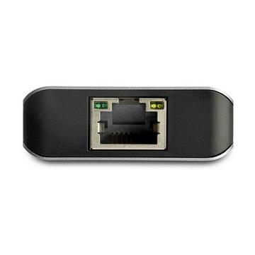 STARTECH Hub USB-C a 3 porte con porta LAN - 10 Gbps - 2 USB-A e 1 USB-C