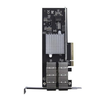 STARTECH PEX40GQSFDPI Scheda di rete NIC QSFP+ a doppia porta PCIe - PCI Express - Chip Intel XL710