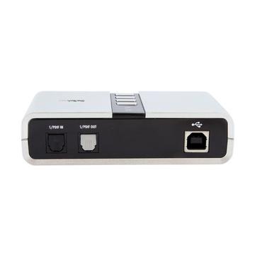 STARTECH Scheda audio esterna adattatore audio USB 7.1 con audio digitale SPDIF